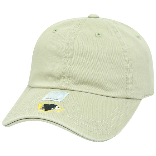 NCAA American Needle Michigan Tech Huskies Flambam Women Ladies Hat Cap Khaki