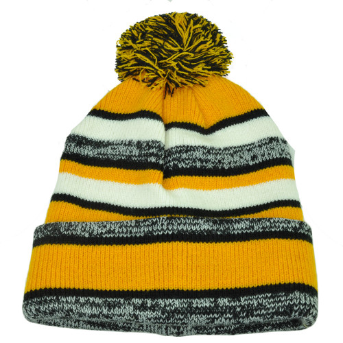 47f933171 Heisenberg Breaking Bad TV Series Knit Beanie Pom Pom Cuffed Toque ...