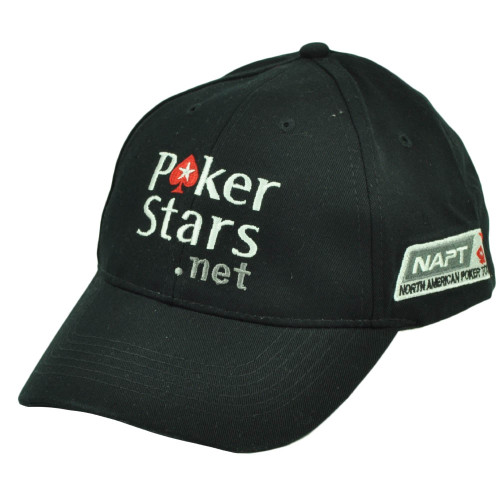 Poker Stars.net Gaming Site Tournaments Black Clip Buckle NAPT Tour Cards Game