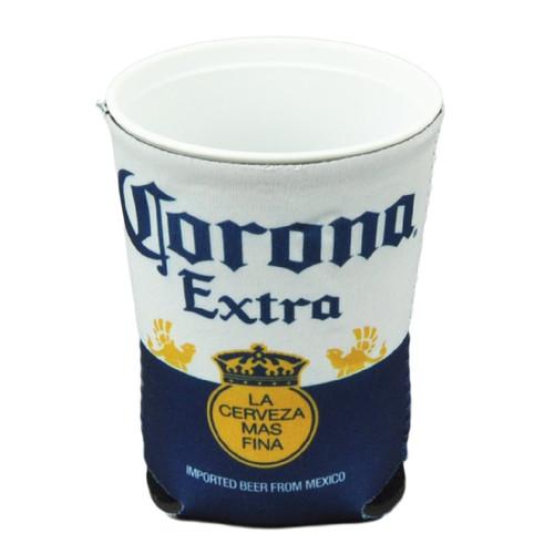 Corona Extra 12oz Half Coozies Bottle Coolers Beer Slip Cerveza Coolies Hugger