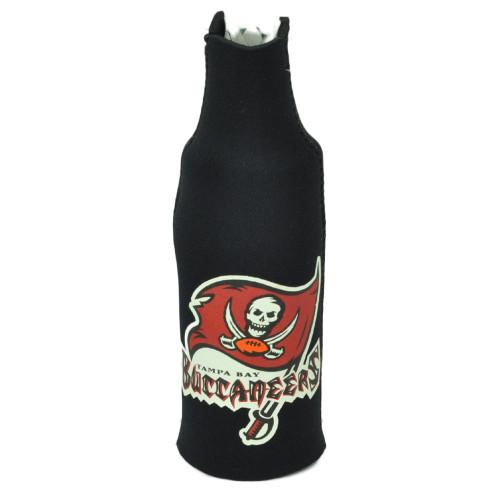 NFL Tampa Bay Buccaneers Zipper Coozies Bottle Drink Coolers Beer Slip Coolies