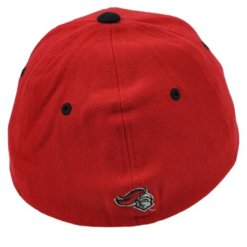 wholesale dealer 6b985 48c20 ... NCAA Zephyr Rutgers Scarlet Knights Flex Fit XLarge Hat Cap Stretch  Curved Bill
