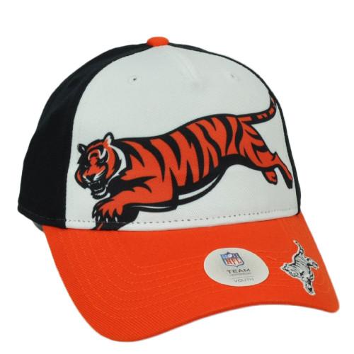 NFL Cincinnati Bengals Youth Two Tone Hat Cap Orange Constructed Adjustable