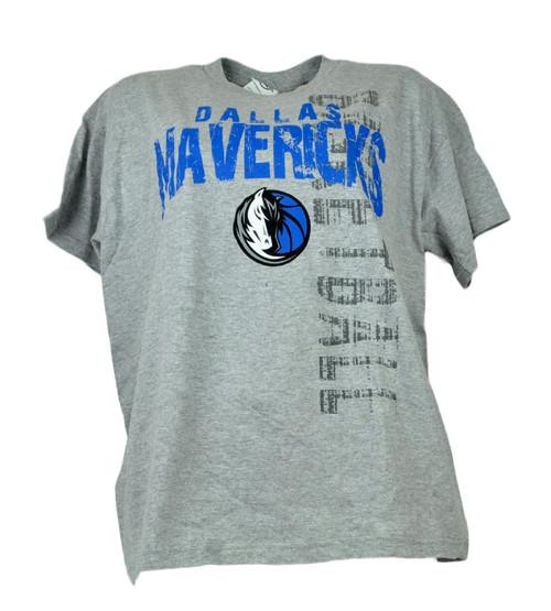 NBA Dallas Mavericks Youth Kids Short Sleeve Tshirt Tee Crew Neck Basketball