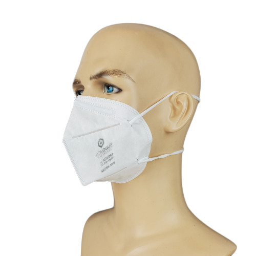 Advoque Safeguard N-95 Particulate Filtering Respirator Mask 50 Count