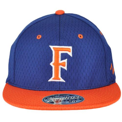 NCAA Zephyr Cal State Fullerton Titans Flex Fit Stretch Medium Large Hat Cap