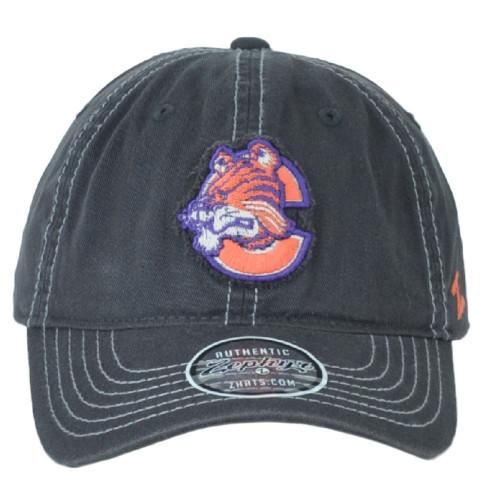 NCAA Zephyr Clemson Tigers Patriarch Adjustable Men Curved Bill Adult Hat Cap
