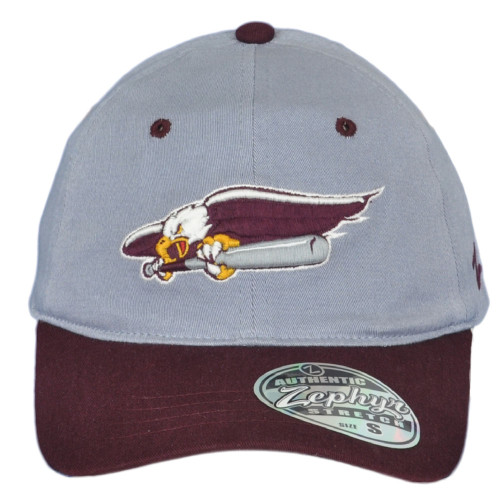 Authentic Zephyr Dover-Eyota Public Schools Two Tone Fitted Small Adults Hat Cap