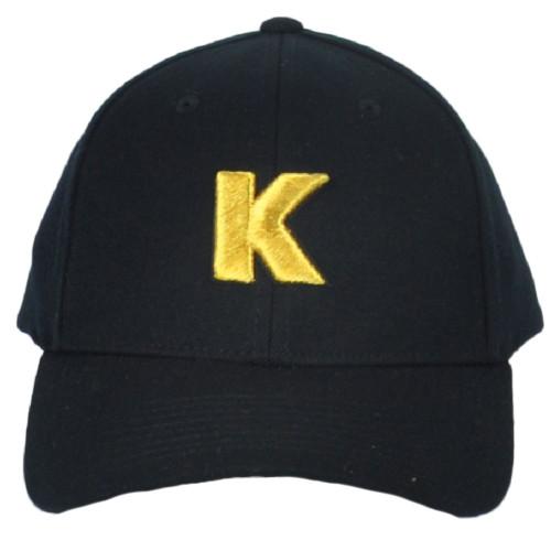Kannabis Marijuana Weed Snapback Curved Bill Fitted Large Mens Black Hat Cap