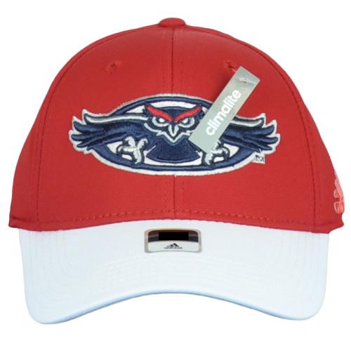 NCAA Adidas Florida Atlantic Owls FAU M540Z Adults Flex Fit Small Medium Hat Cap