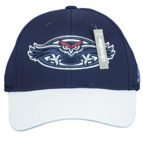 NCAA Adidas Florida Atlantic Owls M540Z Structured Flex Fit Small Medium Hat Cap