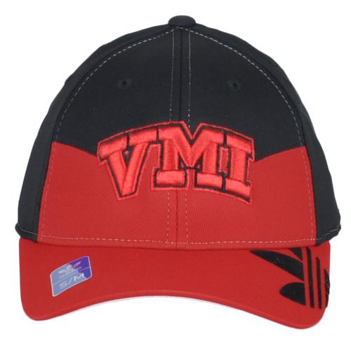 NCAA Adidas Virginia Military Institute VMI TS27Z Flex Fit Small Medium Hat Cap