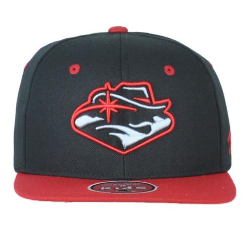 NCAA Zephyr UNLV Vegas Running Rebels Adjustable Snapback Youth Kids Hat Cap