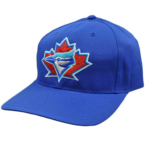 MLB Toronto Blue Jays Old School Vintage Retro Twins Snapback Curved Hat Cap