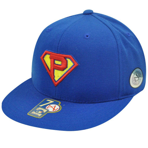 MLB PITTSBURGH PIRATES SUPERMAN FLAT FITTED 7 3/8 HAT
