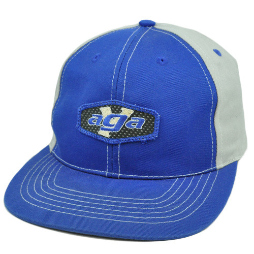 d5685d42a Yaga Surf Life Vintage Beach Skateboard Flat Bill Snapback Hat Cap  Adjustable