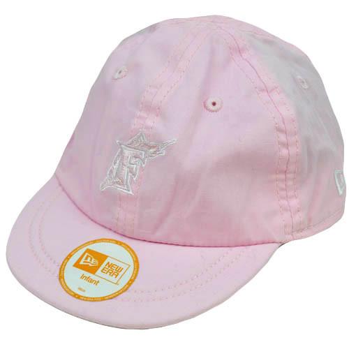 MLB New Era Florida Marlins Infant Baby Newborn Youth Pink Stretch Band Hat Cap