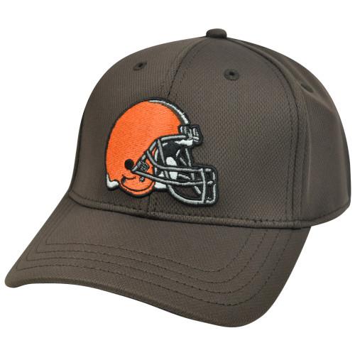 premium selection 4b916 4818e NFL Cleveland Browns PDQ Performance Stretch One Size Flex Fit Men Adult Hat  Cap