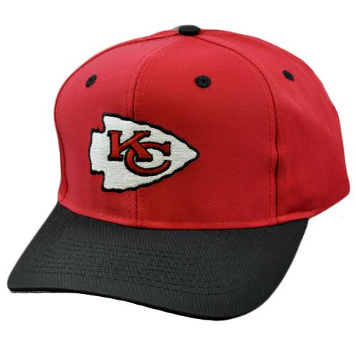 d04b8556d7abfe NFL KC Kansas City Chiefs Vintage Old School Hat Cap Flat Bill Snapback  Twins