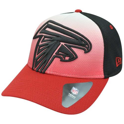 NFL New Era 39Thirty 3930 Gradation Atlanta Falcons Flex Fit S/M Hat Cap