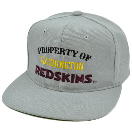 3794b0100bc83 New Era Washington Redskins Vintage Retro Deadstock Snapback Flat Bill Hat  Cap