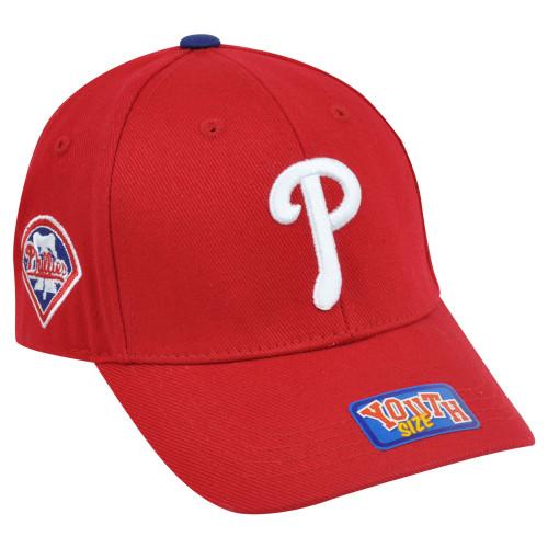 MLB Fan Favorite Philadelphia Phillies Dalrymple Youth Kids Adjustable Hat Cap