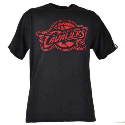 NBA UNK Cleveland Cavaliers Cavs Marquee Tshirt Basketball Tee Shirt Black