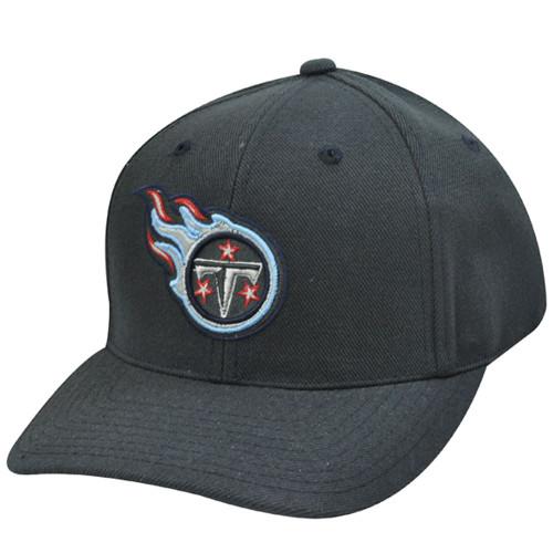 NFL OFFICIAL TENESSEE TITANS NAVY BLUE NEW CAP HAT ADJ