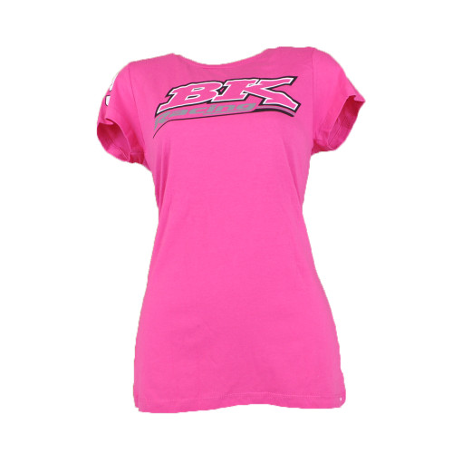 BK Racing Nascar Morgan Shepard #93 Ryan Truex #83 Women Ladies Fashion Pink