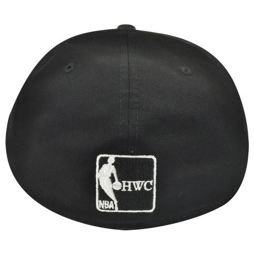 best service ec80b d9350 ... NBA HWC New Era 59Fifty 5950 Chicago Bulls Snake Visor Fitted Hat Cap