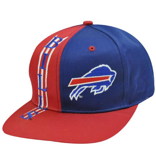 fd6fcdf0dcd SNAPBACK HAT CAP NFL BUFFALO BILLS OLD SCHOOL VINTAGE DEADSTOCK DREW PEARSON