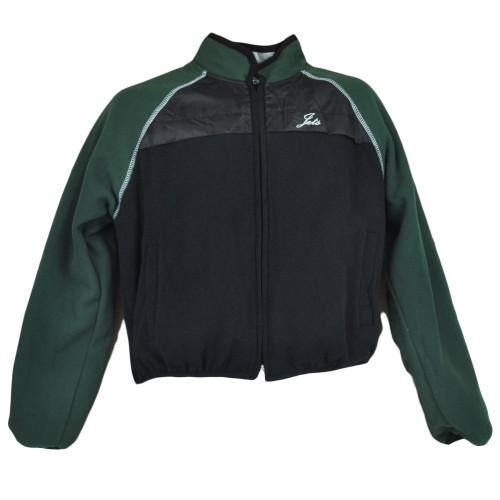 NFL Licensed Women Ladies Reversible Jacket Fleece Sweater Zipper New York Jets