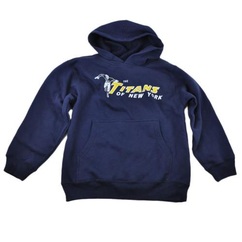 NFL Reebok New York Jets Titans Youth Kids Hoodie Sweater Fleece Hooded