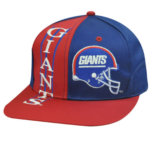 1e2c98b0584 SNAPBACK HAT CAP NFL NEW YORK GIANTS OLD SCHOOL VINTAGE DEADSTOCK DREW  PEARSON