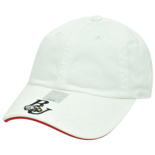 NCAA American Needle Benedictine Eagles Flambam Women Ladies Velcro Hat Cap