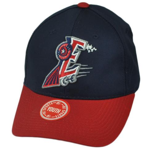 e2352d847fcd3 MiLB Round Rock Express Replica Twill Youth Baseball Adjustable Hat Cap  Velcro