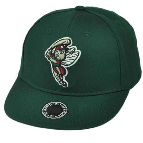 8ebb4c900fbde MiLB Savannah Sand Gnats Replica Twill Youth S M Velcro Hat Cap Sport  Baseball
