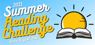 Join our Summer Reading Challenge!