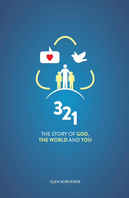 3 2 1 Book The Story of God, the World and You [Paperback]