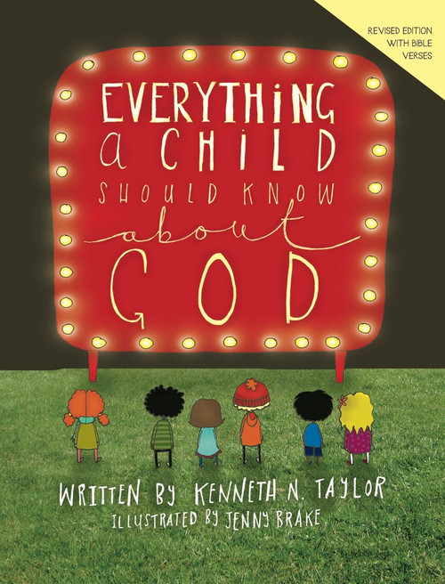 Everything a Child Should Know About God [Hardback]