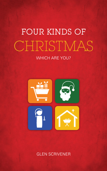 Four Kinds of Christmas Which are you? [Paperback]