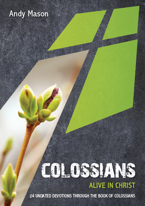 Colossians 24 Undated Bible Readings [Paperback]