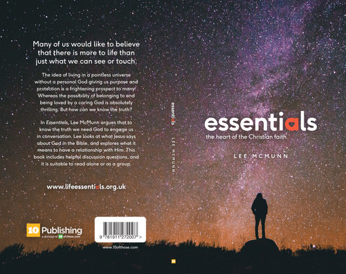 Essentials The Heart of the Christian Faith [Paperback]