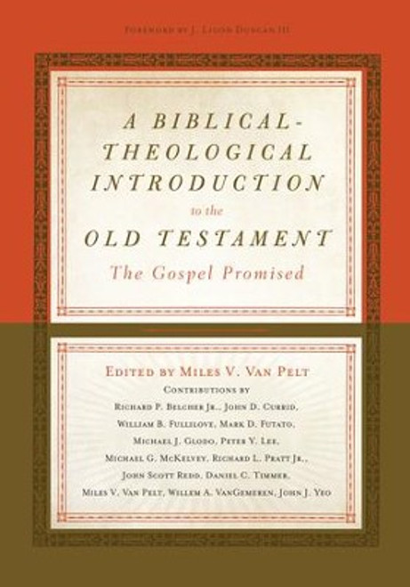 A Biblical-Theological Introduction to the Old Testament [Hardback]
