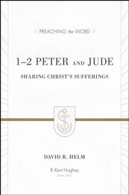 1-2 Peter and Jude [Preaching the Word] [Hardback]