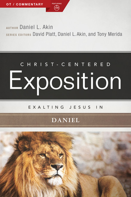 Exalting Jesus in Daniel Christ-Centered Exposition Commentary [Paperback]