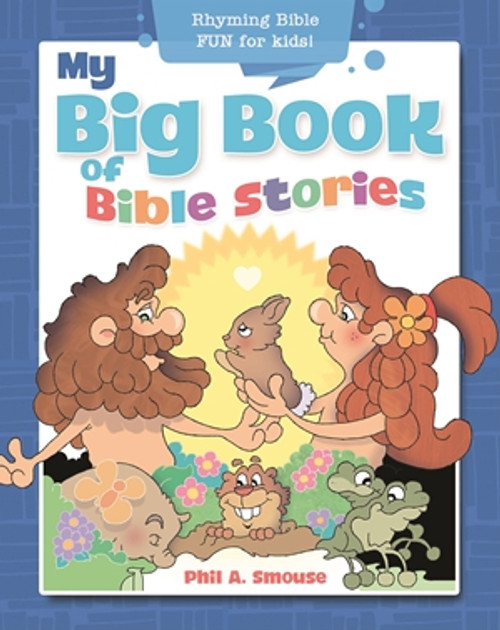 My BIG Book of Bible Stories Favorite Bible Stories Kids Will Want to Read Again and Again! [Paperback]