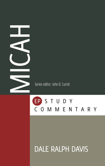 Micah EP Study Commentary [Paperback]