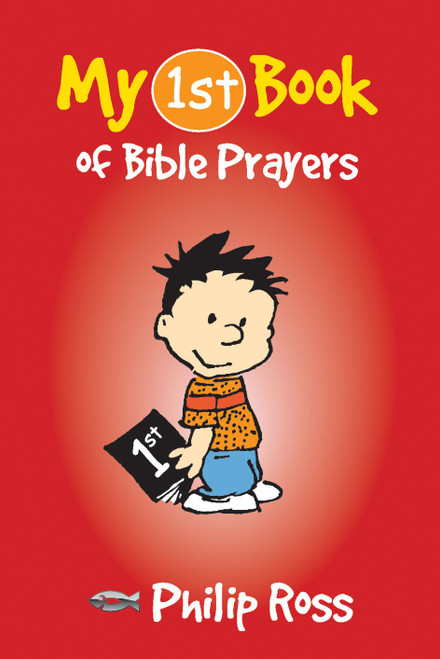 My First Book Of Bible Prayers [Paperback]