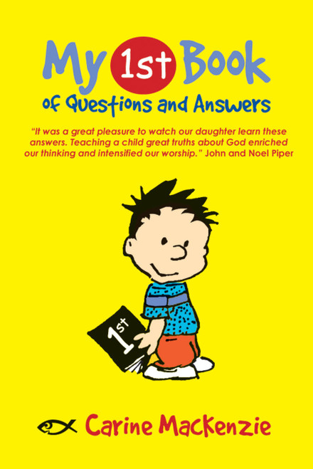 My First Book Of Questions and Answers [Paperback]